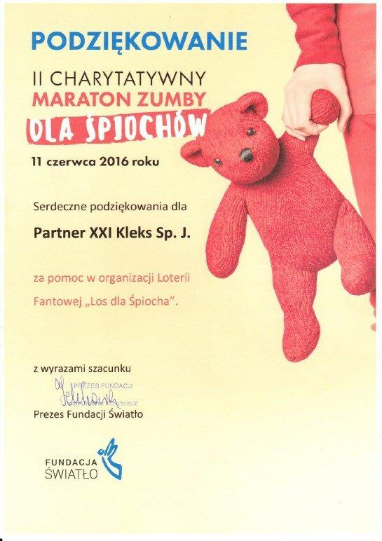 Maraton Zumby - Fundacja Światło