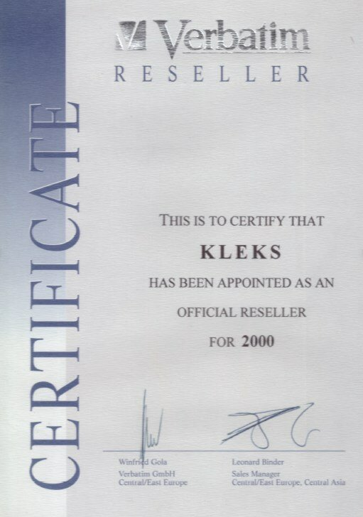 2000 Verbatim
