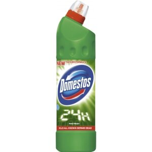 DOMESTOS PŁYN DO TOALET 750ML ZIELONY   ---KAT.