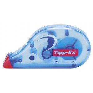 KOREKTOR BIC TIPP-EX W TAŚMIE POCKET MOUSE 4.2MM/10M   ---KAT.