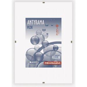 ANTYRAMA MEMOBOARDS PLEXI 40X50CM ***ANP40X50 MB*   ---KAT.