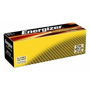 BATERIA ENERGIZER INDUSTRIAL C 12 LR14  OPAK=12SZT   ---KAT.