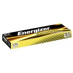 BATERIA ENERGIZER INDUSTRIAL AA LR6 OP=10SZ   ---KAT.